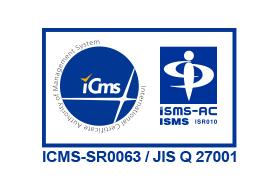 ISO27001認証マーク